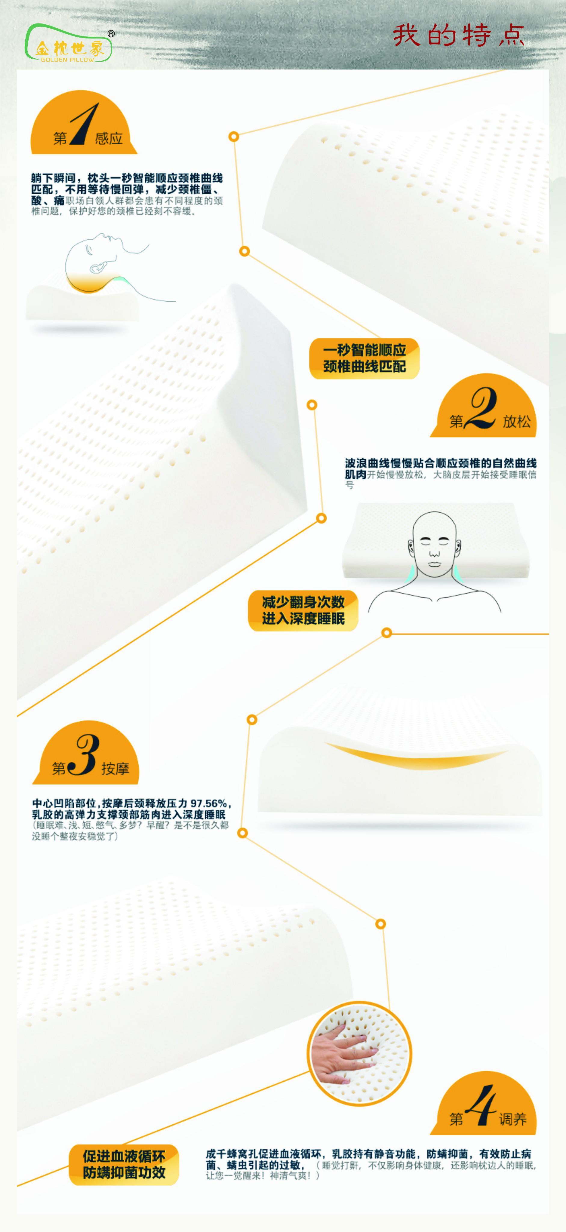 成人标准乳胶枕图片六