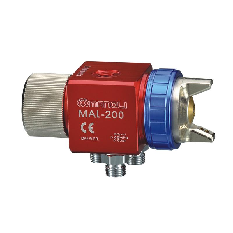 明丽MAL-200自动油漆喷枪图片二