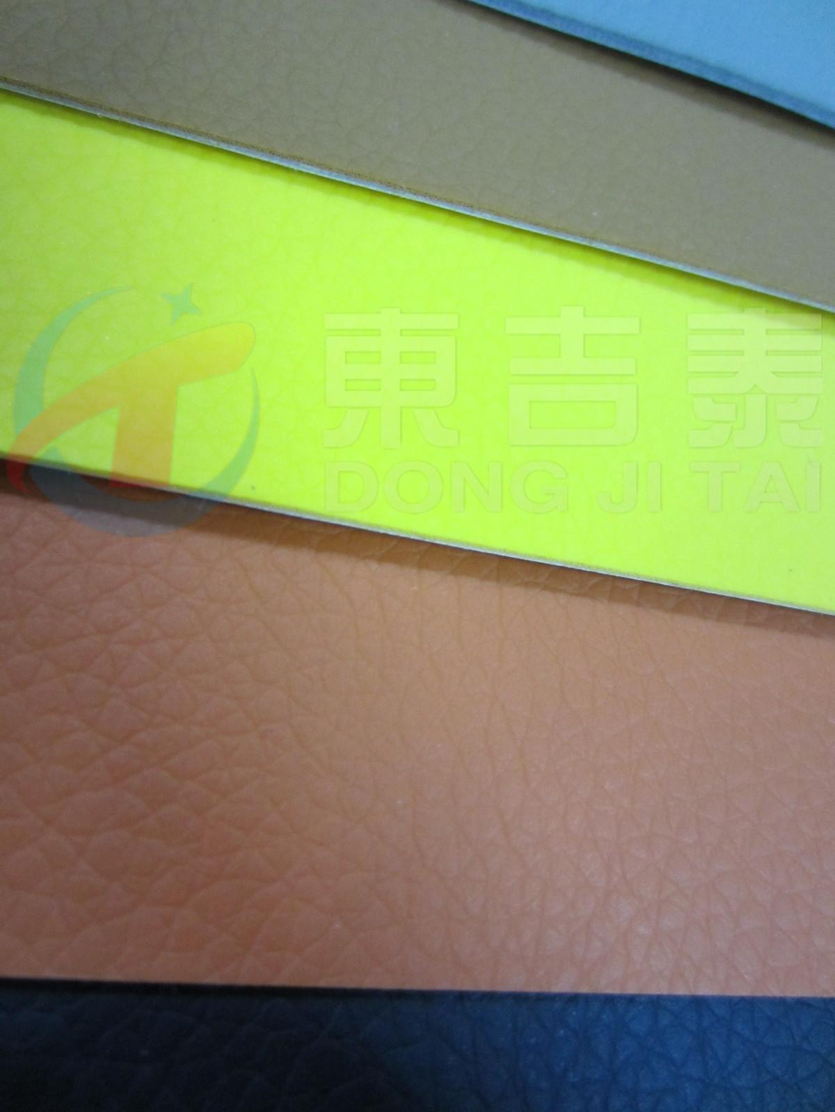 pvc人造革装饰皮革汽车内饰沙发革软包革6039图片六