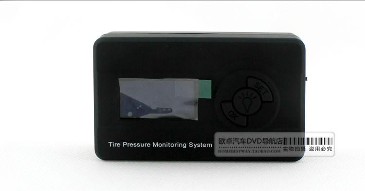 无线LCD外置胎压监测胎压显示温度显示图片八