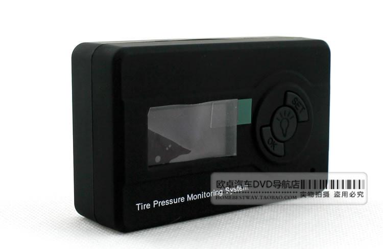 无线LCD外置胎压监测胎压显示温度显示图片九