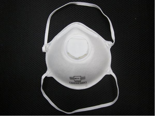 透气性防尘口罩图片一