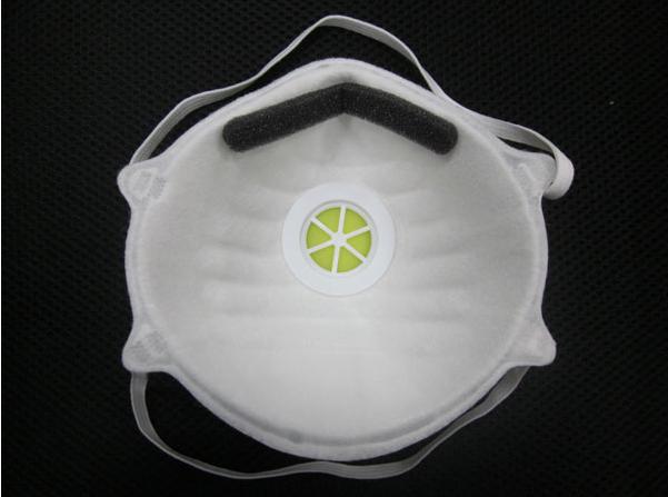 透气性防尘口罩图片二
