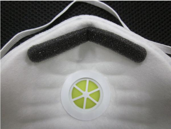 透气性防尘口罩图片三