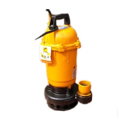 750W污水泵图片二