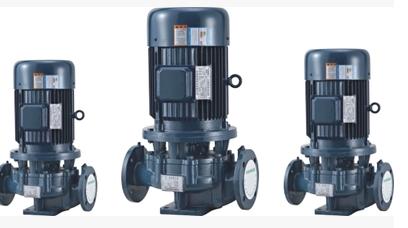 5.5KW单级单吸立式管道泵图片四