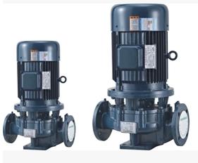 5.5KW单级单吸立式管道泵图片三