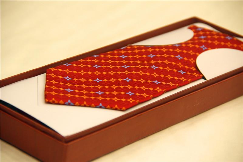 鸿乐100%桑蚕丝领带,男士商务时尚领带图片一
