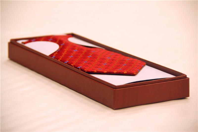 鸿乐100%桑蚕丝领带,男士商务时尚领带图片二