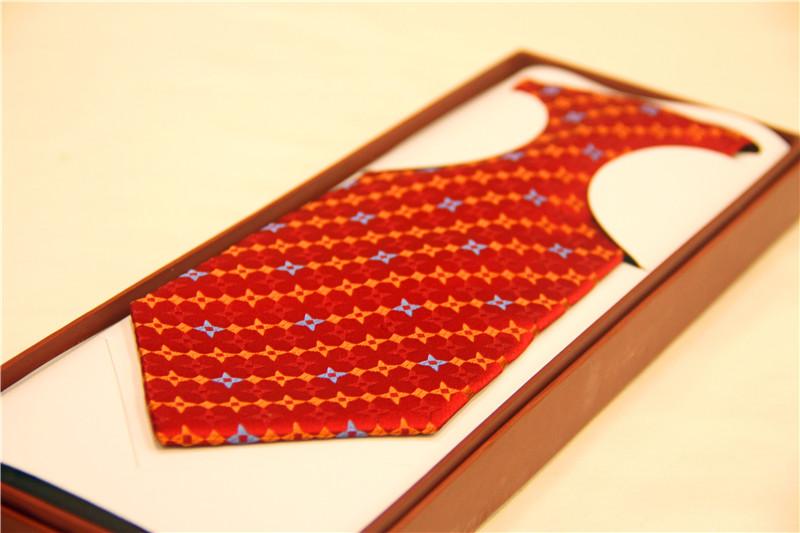 鸿乐100%桑蚕丝领带,男士商务时尚领带图片四