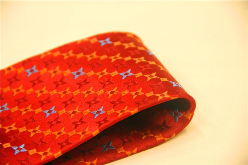 鸿乐100%桑蚕丝领带,男士商务时尚领带图片十