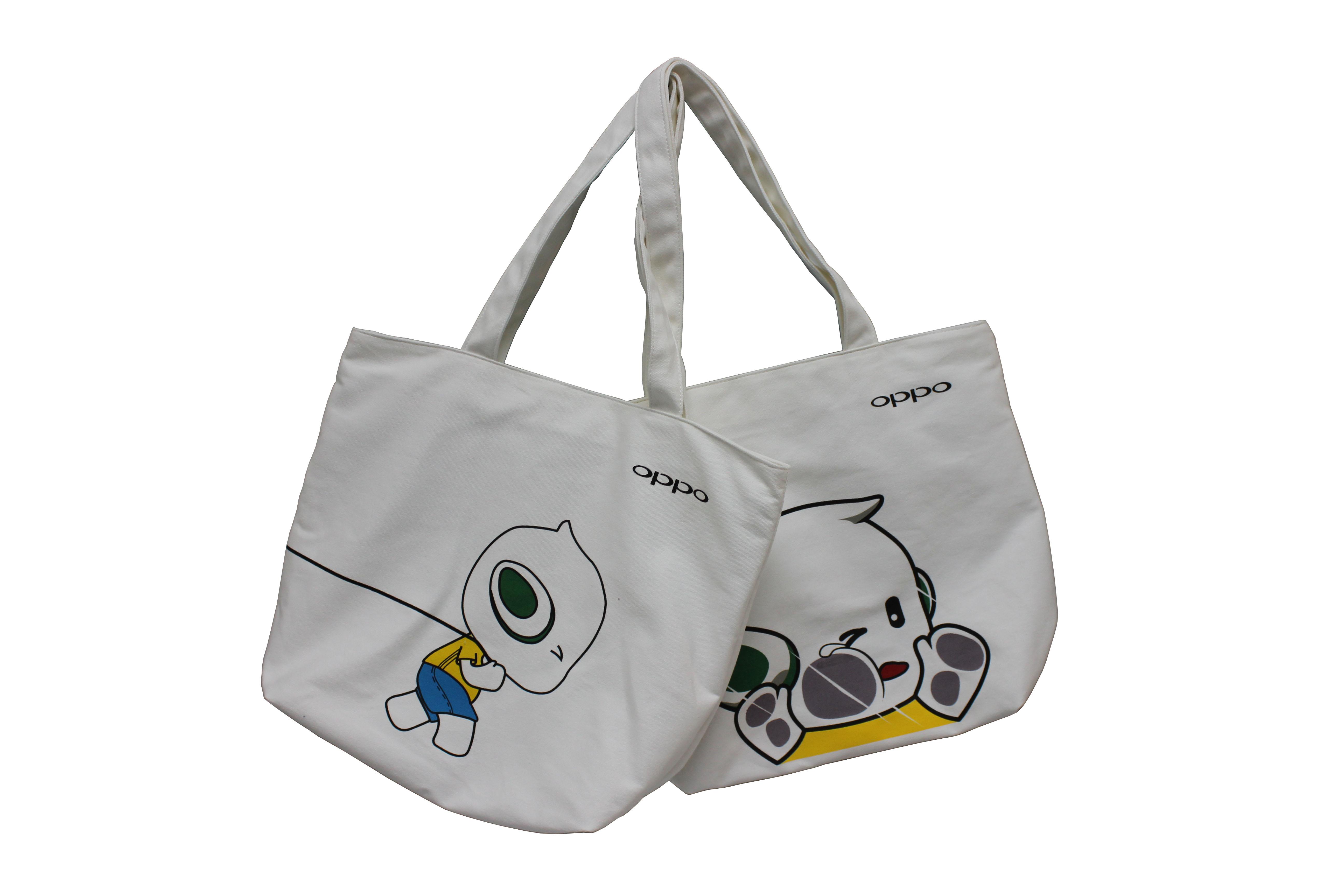 厂家热销帆布袋 购物袋 手提袋 单肩包图片四
