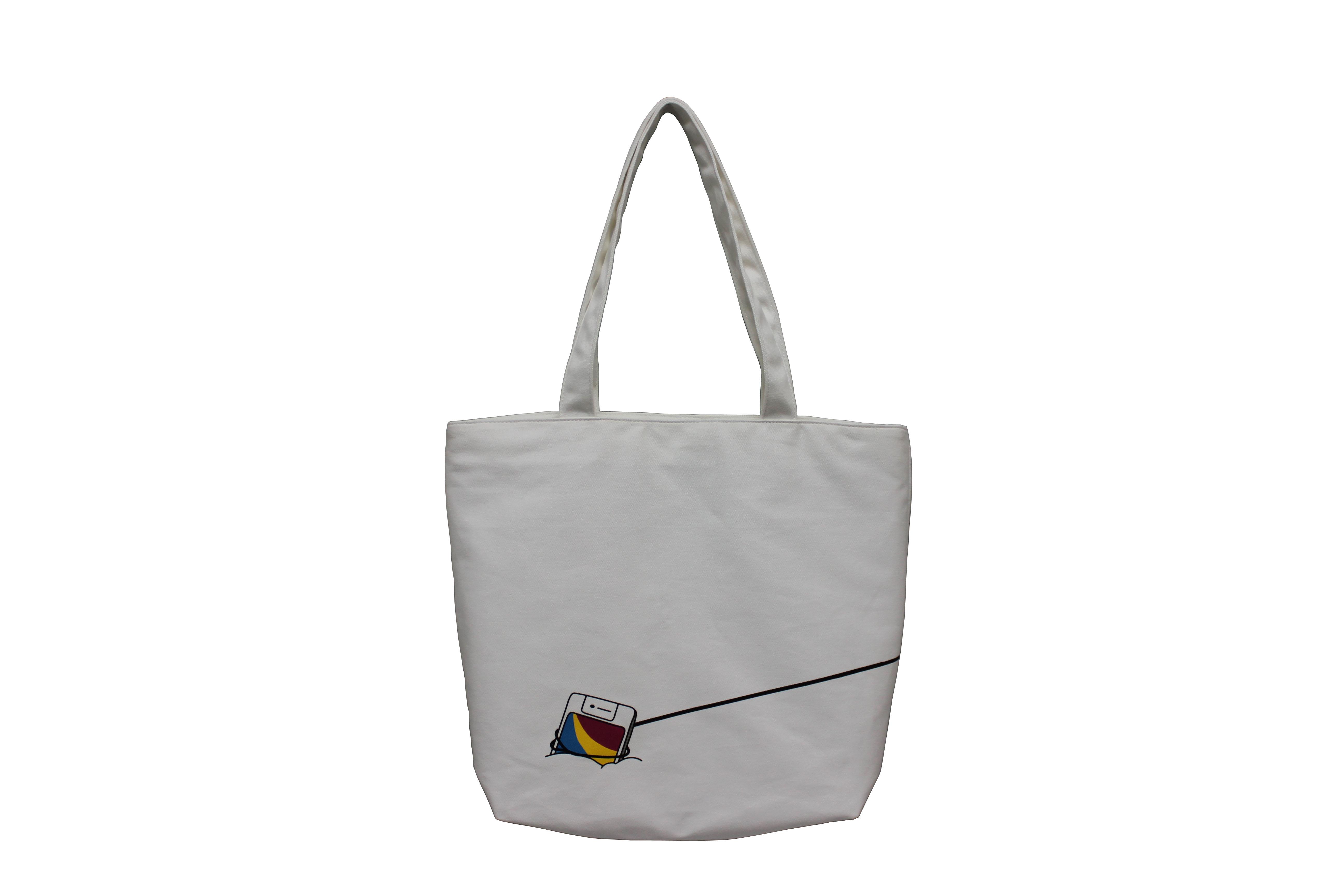 厂家热销帆布袋 购物袋 手提袋 单肩包图片五