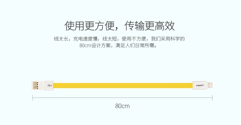 品胜 小面 iphone5/5S iPad4 ip图片七