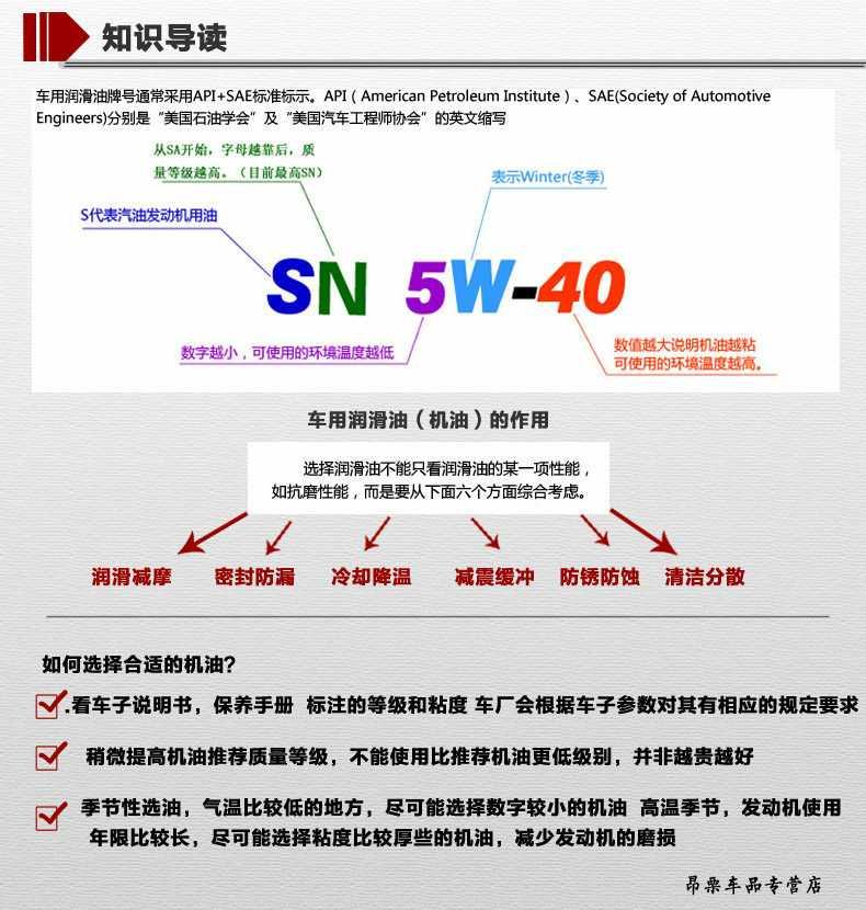 美孚速霸2000 5W-40 SN半合成四季机油图片七