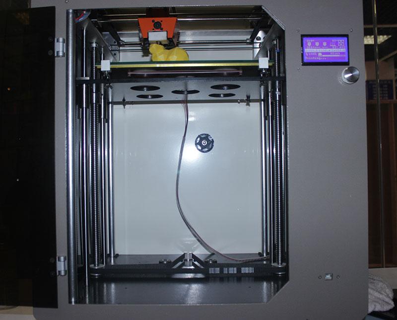 3D打印机 工业级闭环系统
