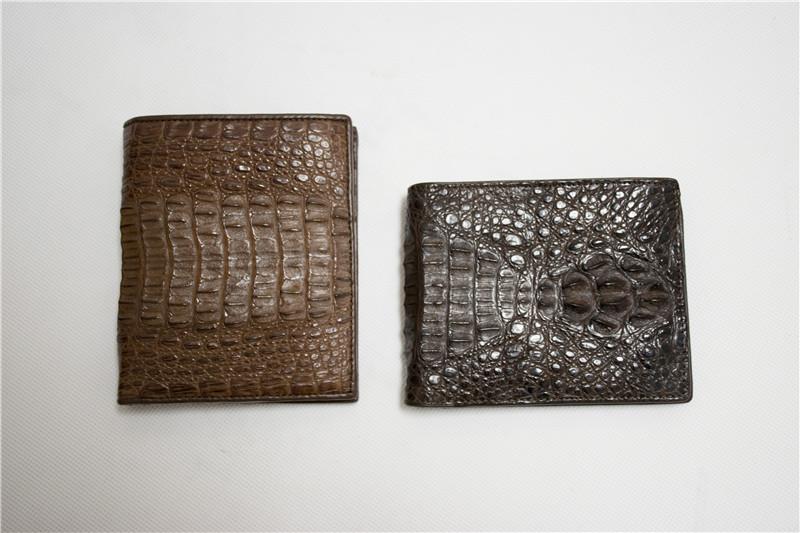 泰国 男士鳄鱼皮钱包 0201750图片一