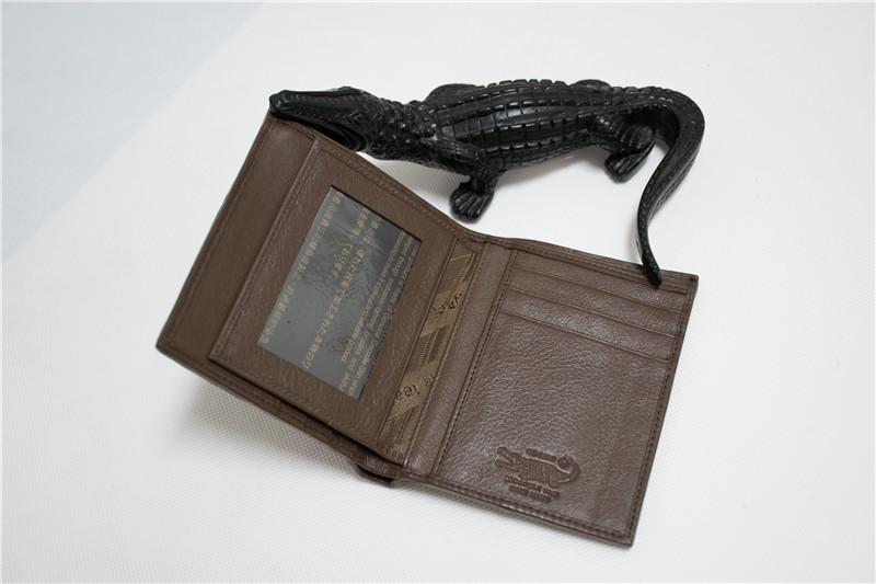 泰国 男士鳄鱼皮钱包 0201750图片二
