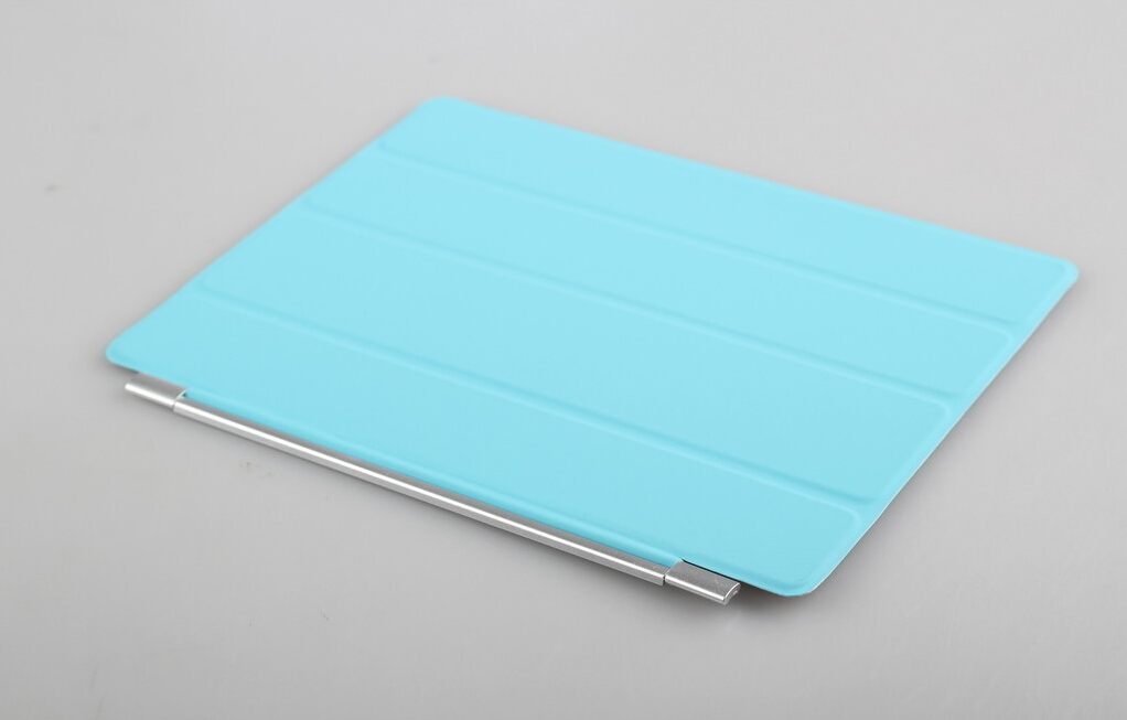 厂家直销PU革电子材料包装革热压变色手机套Y24图片六