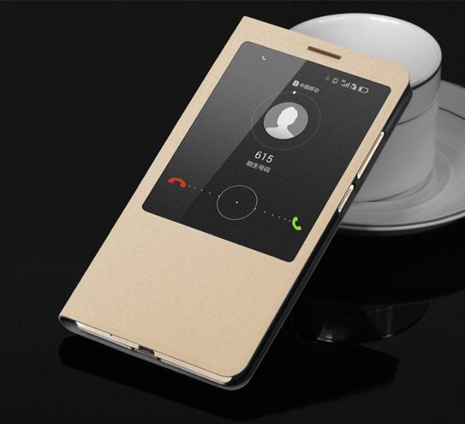 厂家直销PU革电子材料包装革热压变色手机套C1图片九
