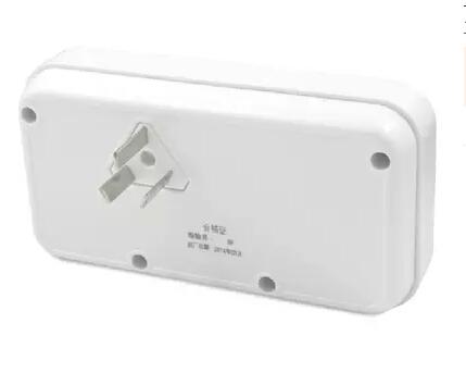 拳王插座转换器插头电源单控独立开关无线插排插线板一图片二