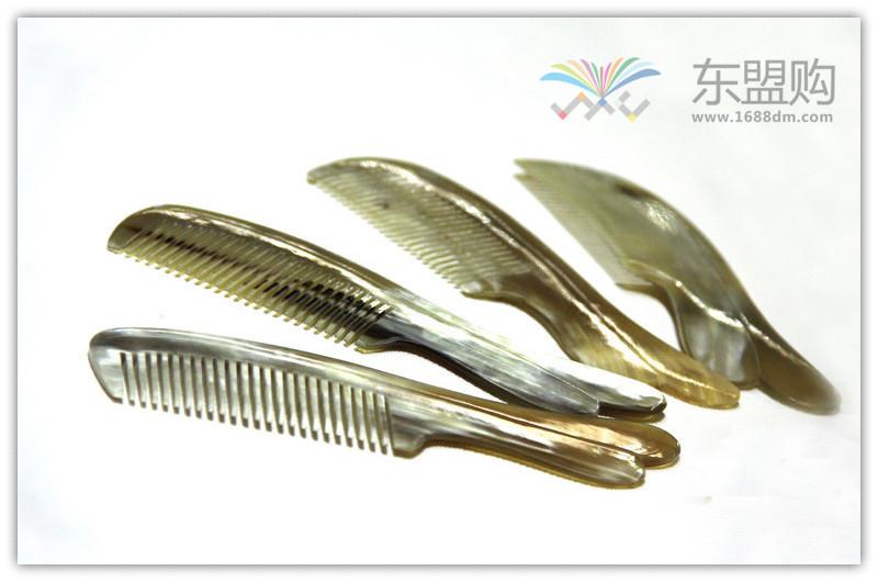越南 vietnam纯手工牛角梳19cm*6cm 0204235图片二