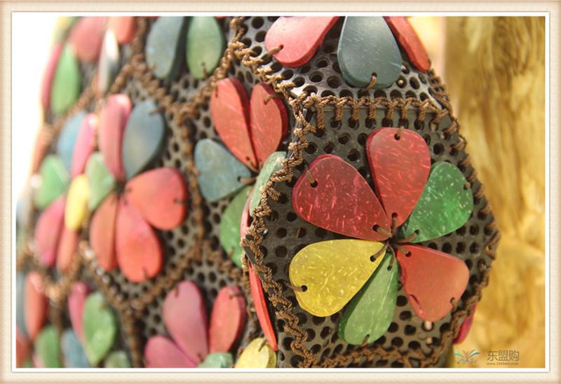 泰国 复古手提包单肩包 0203715图片六