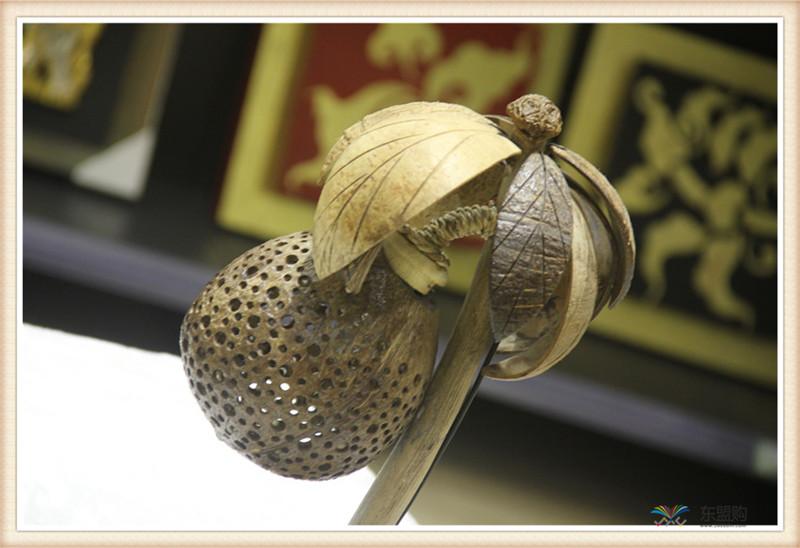 泰国 椰子灯葫芦型椰子灯 0201040图片六