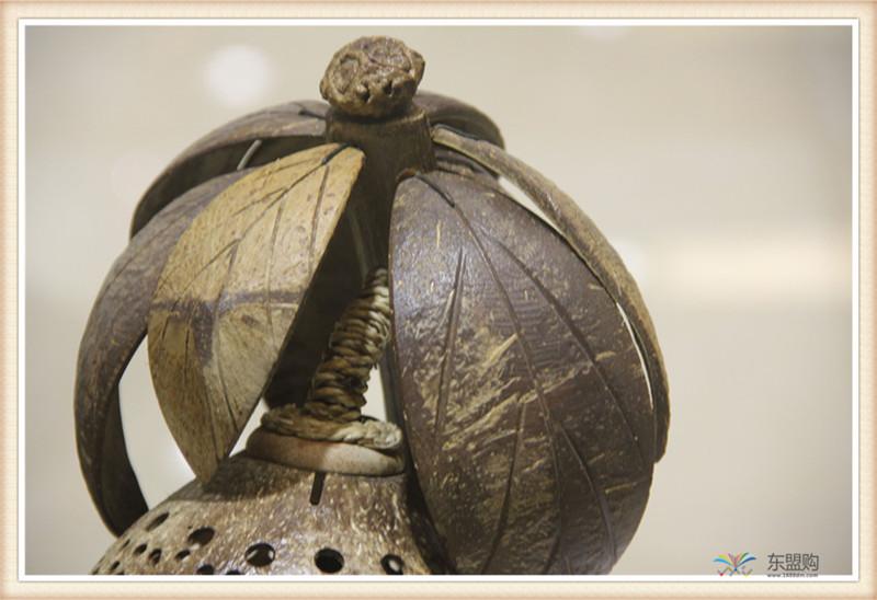 泰国 椰子灯葫芦型椰子灯 0201040图片三