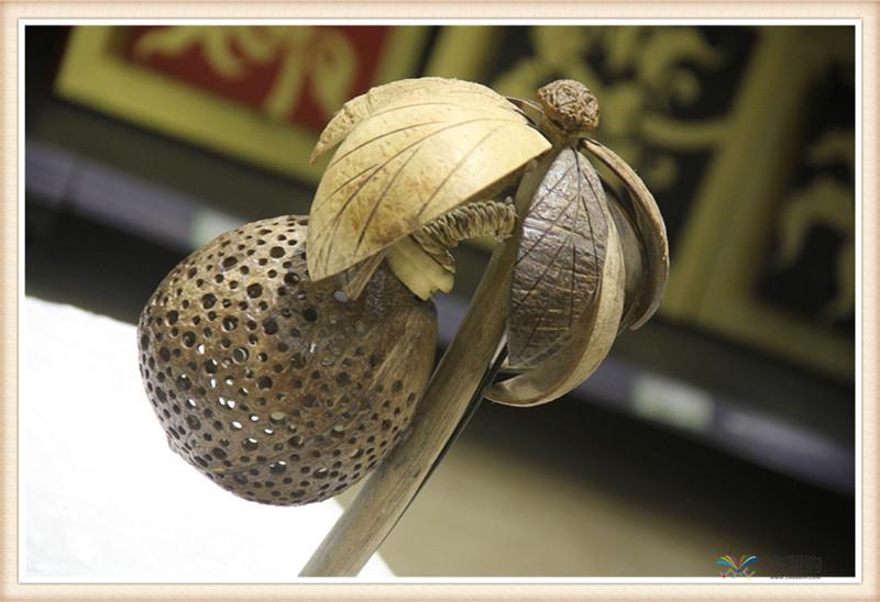 泰国 椰子灯葫芦型椰子灯 0201040图片五