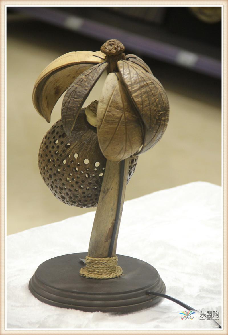 泰国 椰子灯葫芦型椰子灯 0201040图片七