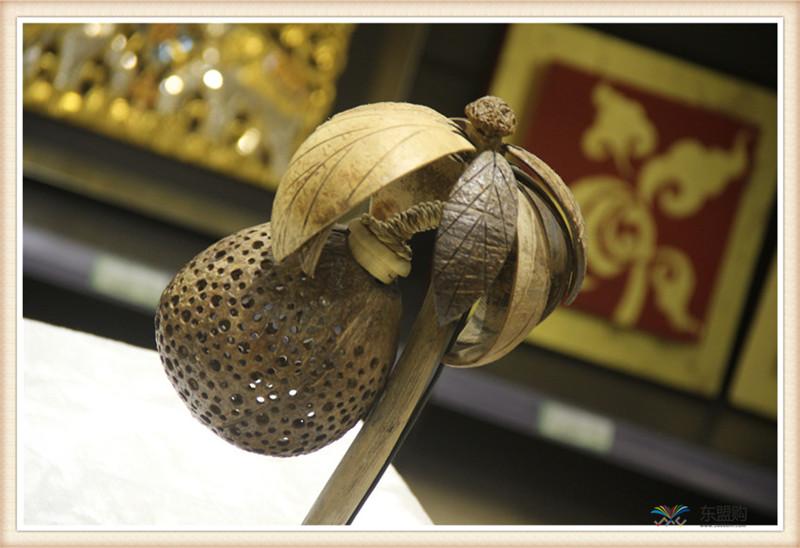 泰国 椰子灯葫芦型椰子灯 0201040图片十