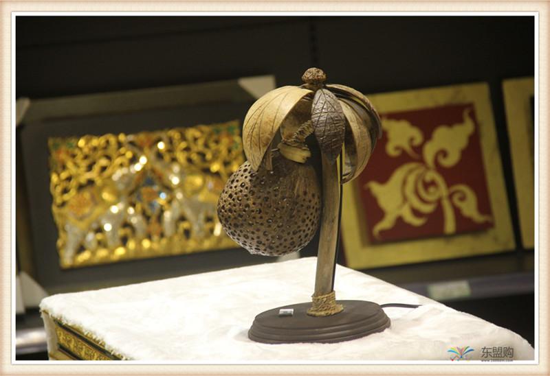 泰国 椰子灯葫芦型椰子灯 0201040图片九