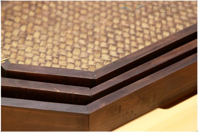 泰国 泰式创意家居装饰竹制套装竹编托盘 0202203图片三