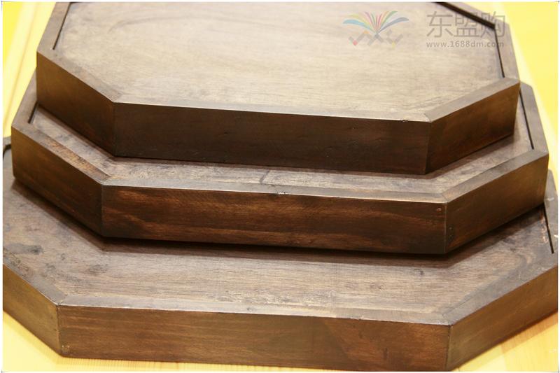 泰国 泰式创意家居装饰竹制套装竹编托盘 0202203图片九