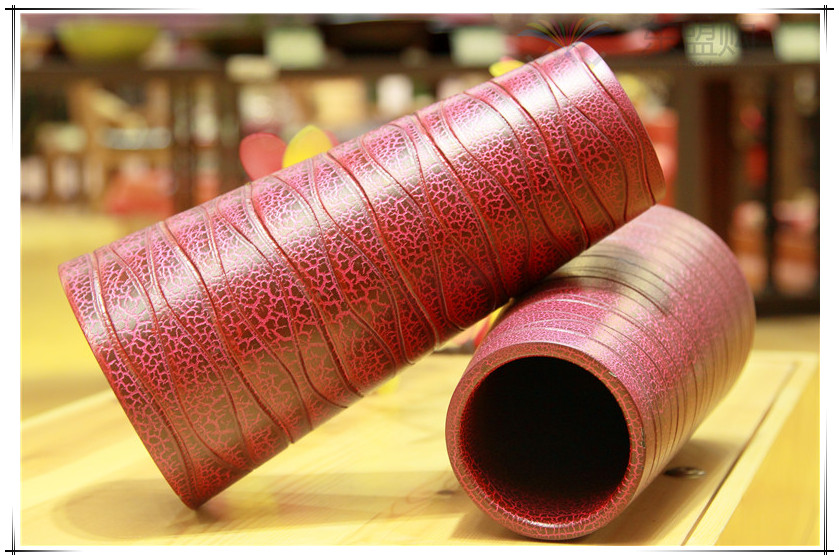泰国 创意木质花瓶 0203200图片六