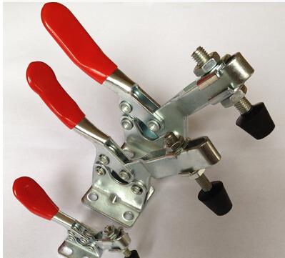 快速夹钳 快速夹头 GH-225-D 快速压紧器图片二