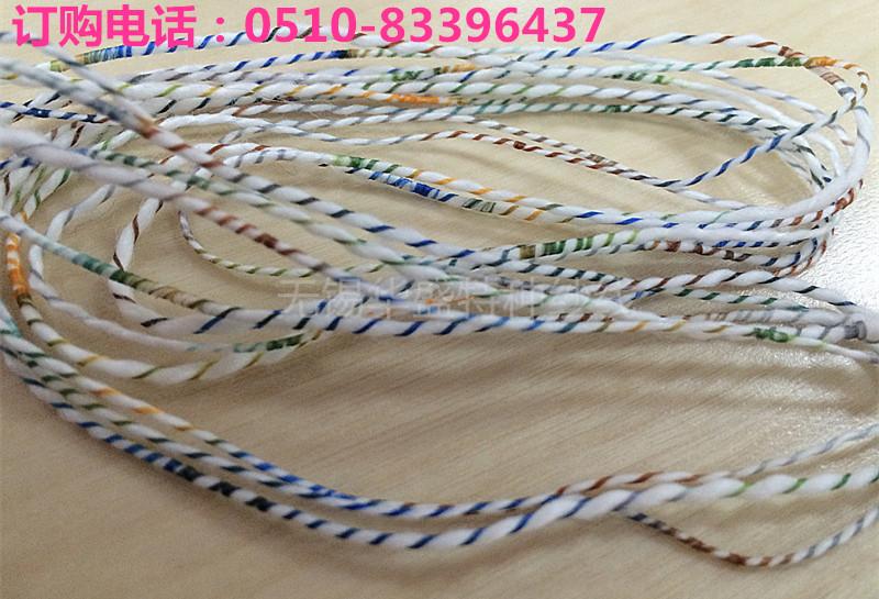 【低价出售】厂家直销3.8N包缠纱 花式纱图片二