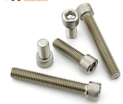 304紧固件不锈钢内六角螺丝钉圆柱头螺栓M6*8至图片三