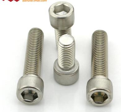 304紧固件不锈钢内六角螺丝钉圆柱头螺栓M6*8至图片二