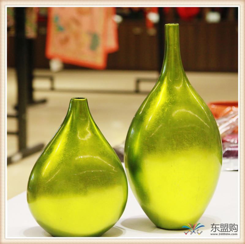 越南 漆器花瓶 0201226图片三