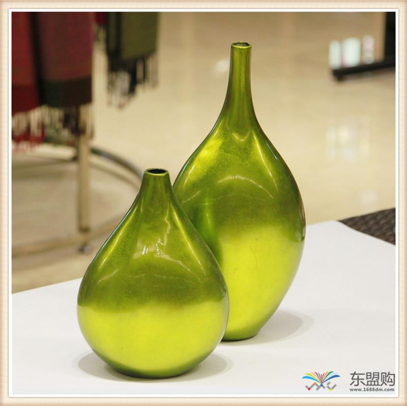 越南 漆器花瓶 0201226图片二