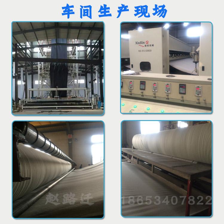防渗膜厂家养殖专用HDPE防渗膜图片二