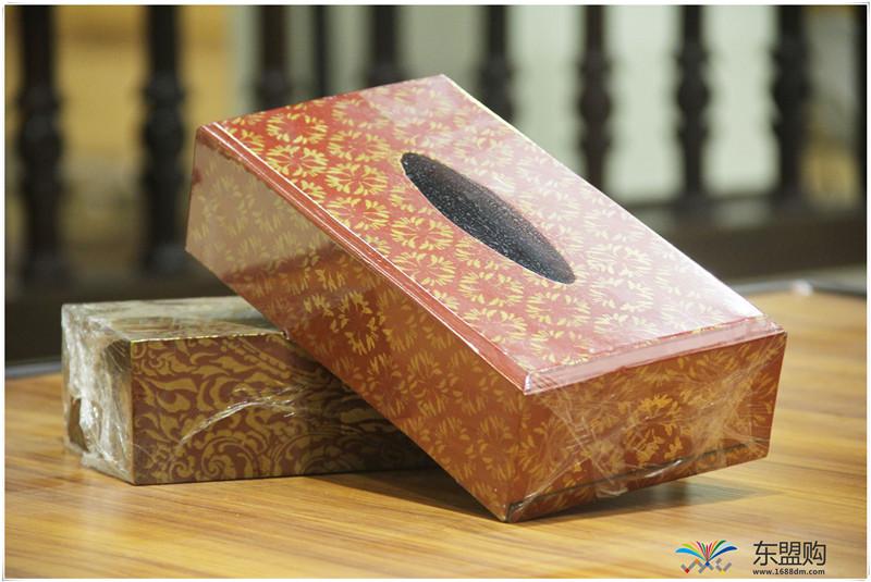 泰国  珠光宝气纸巾盒 0202795图片二
