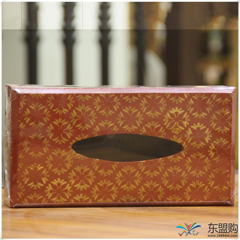 泰国  珠光宝气纸巾盒 0202795图片四