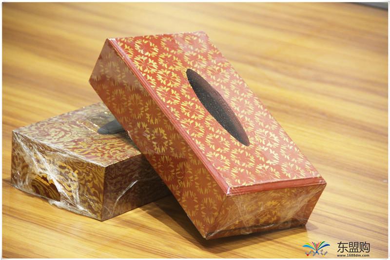泰国  珠光宝气纸巾盒 0202795图片三