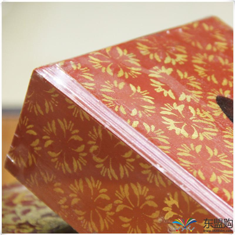 泰国  珠光宝气纸巾盒 0202795图片五