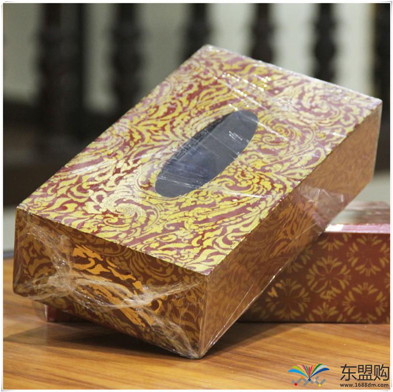 泰国  珠光宝气纸巾盒 0202795图片七