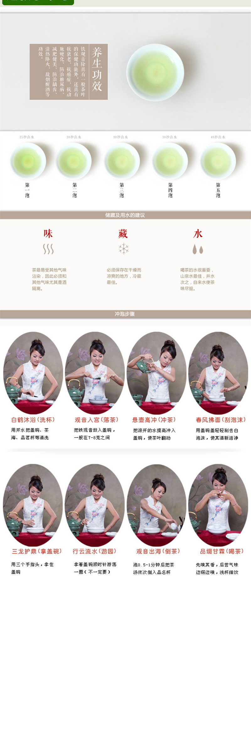 2016年福建安溪铁观音清香型  新年升级版图片四