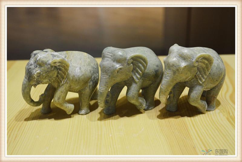柬埔寨 手工肥皂石雕像神摆件小号 工艺品神像摆件 0203661图片三